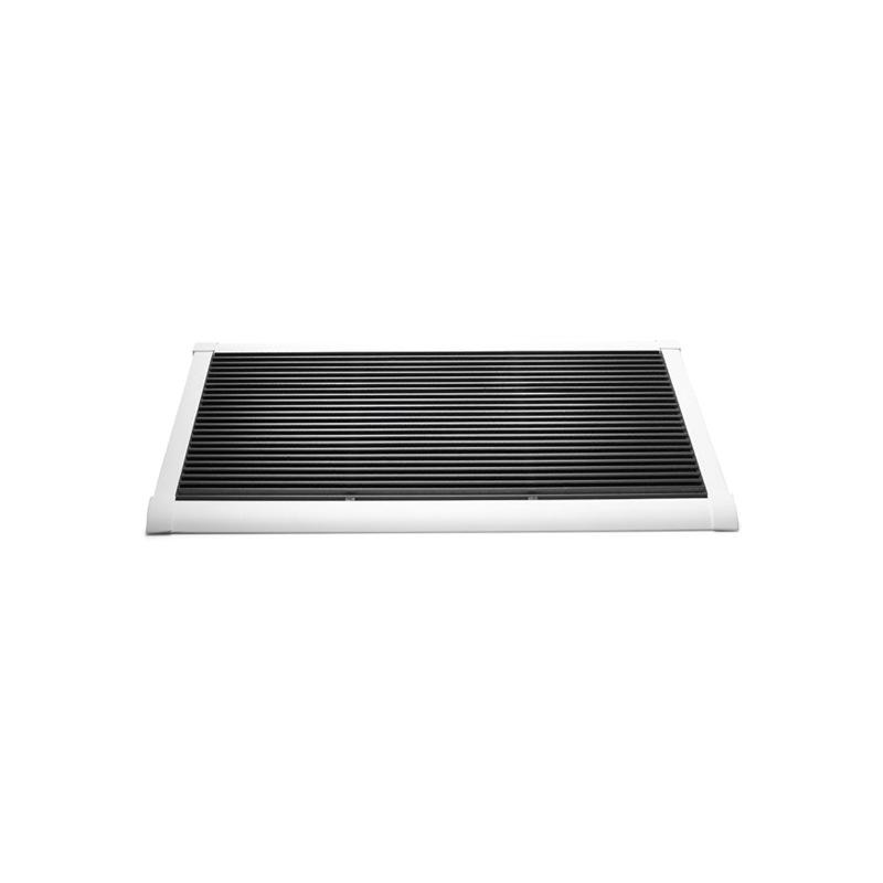 New Standard Fußmatte, Aluminiumrahmen